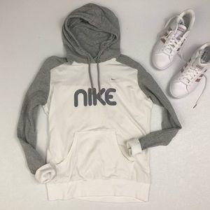 Nike running long sleeve sweatshirt hoodie
